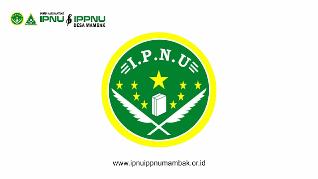 Logo IPNU Beserta Keterangan Simbol dan Maknanya | PR IPNU IPPNU Desa Mambak