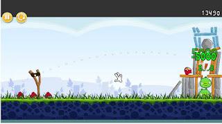 Chơi game những chú chim nổi giận hay