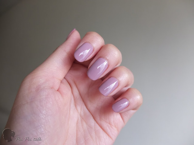 essie-gel couture 光療指甲油-touch up-試色