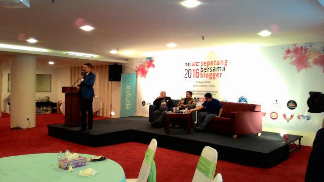 Sepetang Bersama Blogger 2016, SBB2016,
