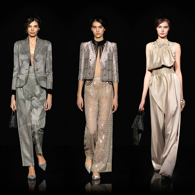 Giorgio Armani Privé Couture Summer 2021 by RUNWAY MAGAZINE
