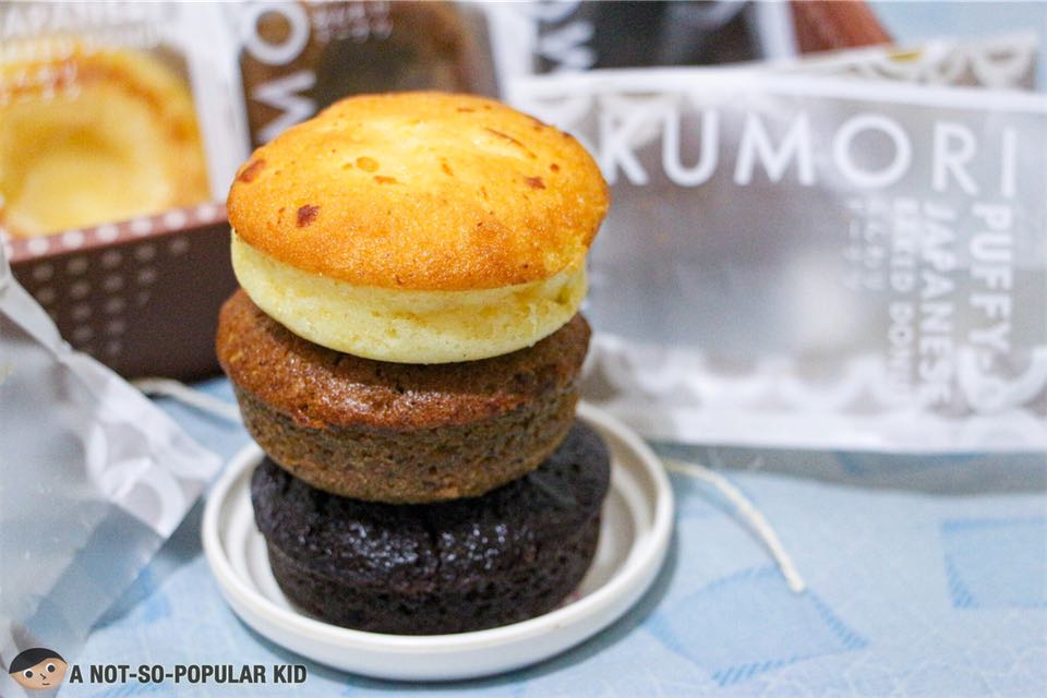 Kumori's Puffy O Japanese Baked Donuts - A Not-So-Popular