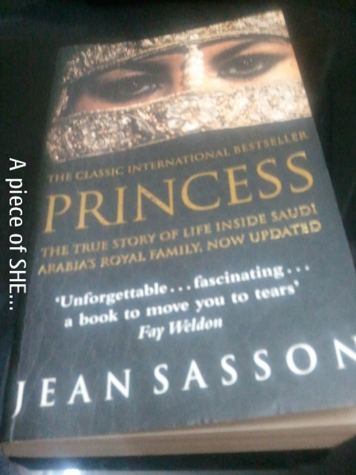 Princess Book By Jean Sasson