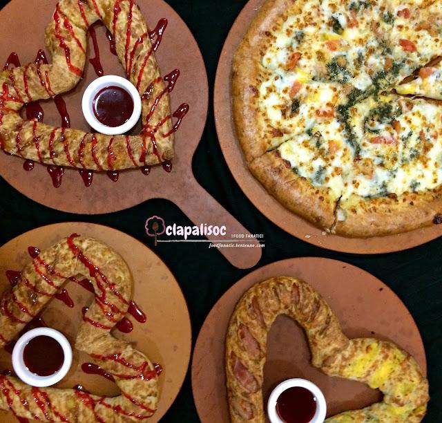 Mi Amore Stromboli from Papa John's Pizza