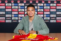 Ragnar Oratmangoen Merumput di  Eredivisie 2021-2022 Bersama Go Ahead Eagles