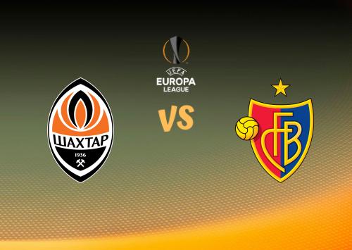 Shakhtar Donetsk vs Basilea  Resumen