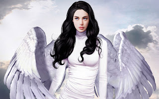 White Fantasy Angel