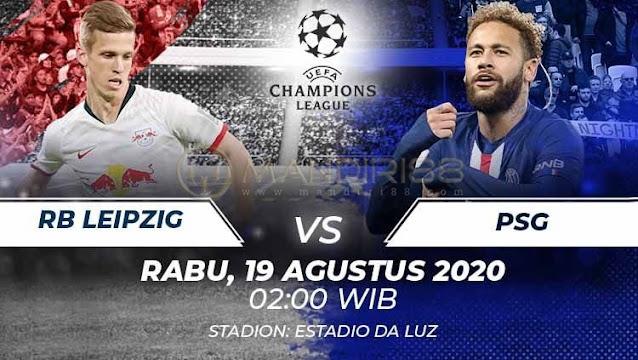Prediksi RB Leipzig Vs Paris Saint Germain, Kamis 05 November 2020 Pukul 03.00 WIB