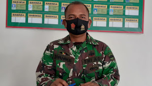 Wujudkan Program Swasembada Pangan Dimasa Pandemi, TNI Terus Membangun Kemanunggalan Dengan Rakyat