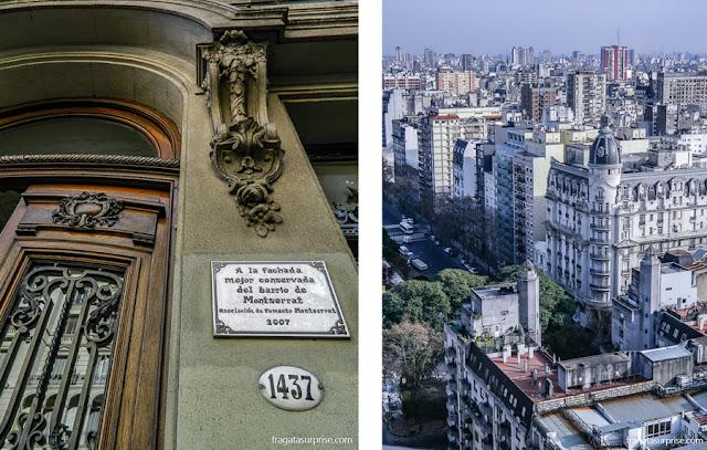 Edifícios históricos da Avenida de Mayo, Buenos Aires