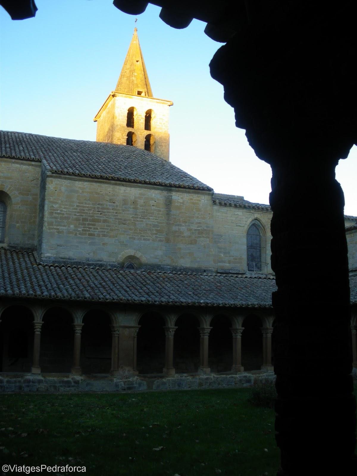 Abadia de Saint Papoul, Aude, França, País Càtar, Pays Cathare