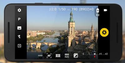 potenziare foto android