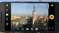 Trasformare lo smartphone in fotocamera professionale (10 app Android)