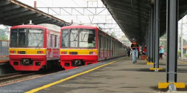 Jadwal Baru Kereta KRL Commuter Line 2017