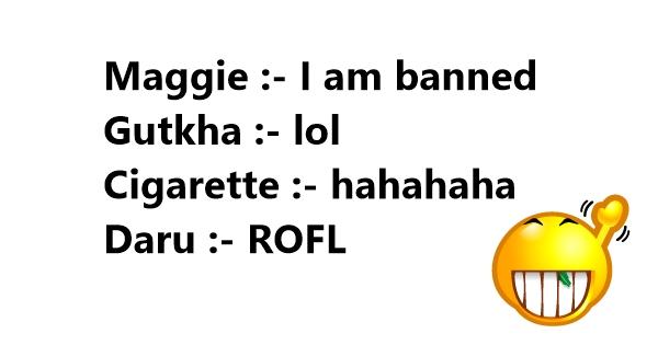 jokes on gutkha