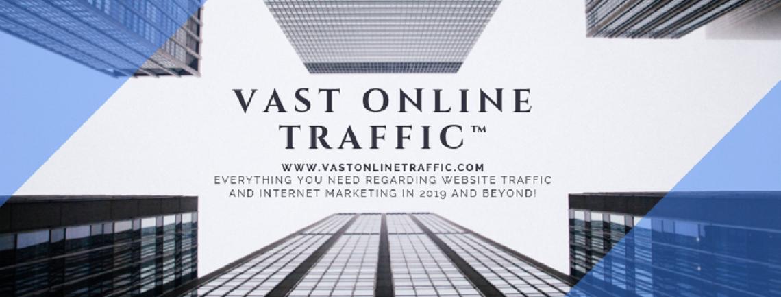 Vast Online Traffic About Us