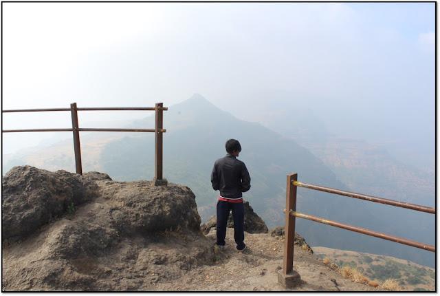 kalsubai trek,highest peak of maharashtra