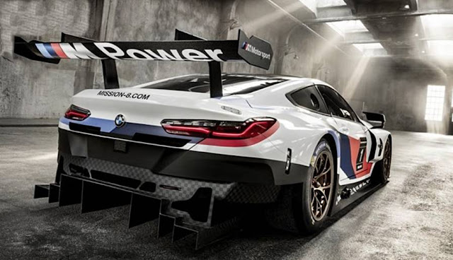 2018 BMW M8 GTE Review