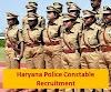HSSC Police Constable Recruitment
