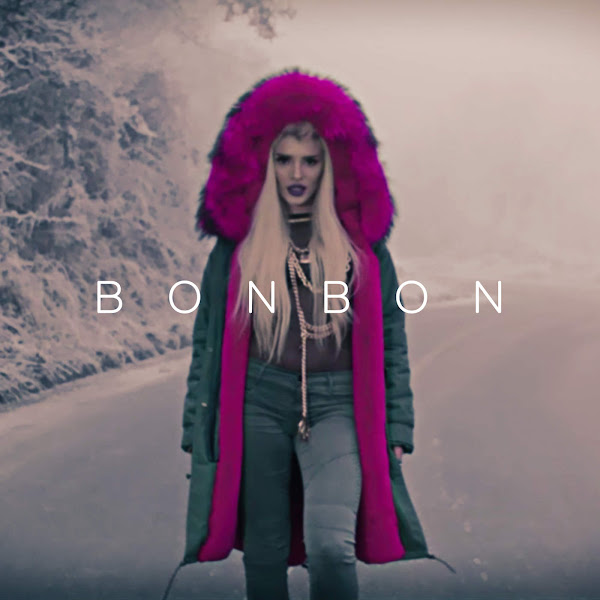 Era Istrefi - Bonbon (English Version) - Single Cover