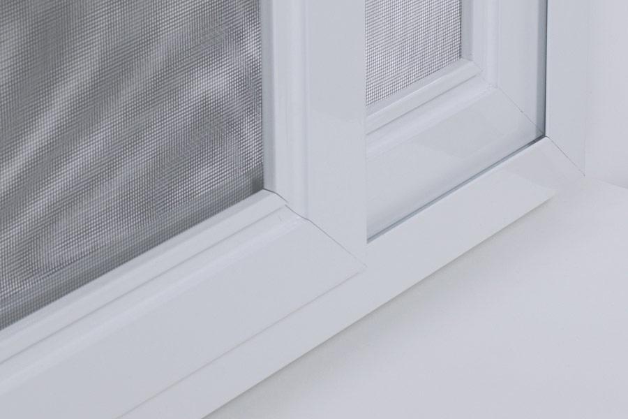 Moskitiery białe
