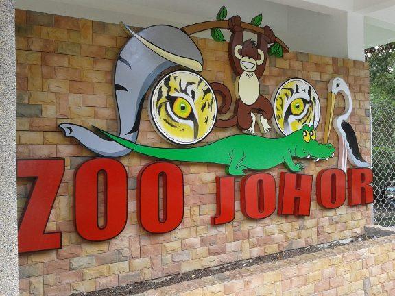 zoo johor tempat menarik di johor