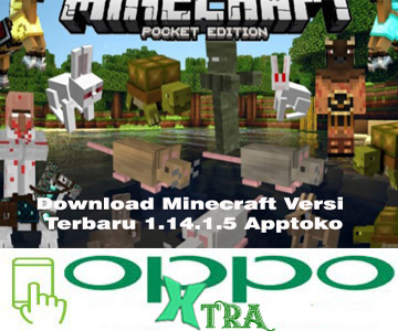 Download Minecraft Versi Terbaru 1.14.1.5 Apptoko