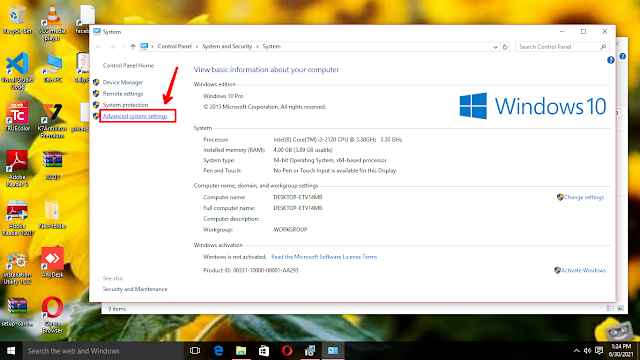 Java download and installation Tutorial for Windows 10