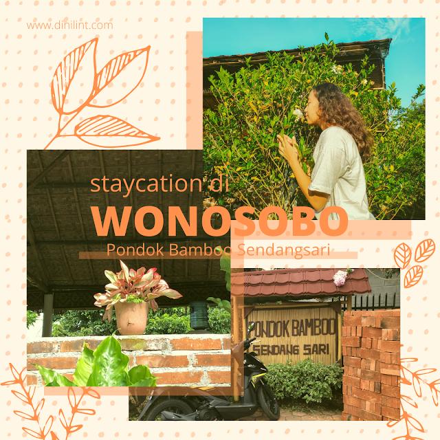 staycation wonosobo dinilint