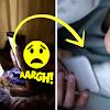 Suka Main Smartphone di Ruangan Gelap?? Kamu Harus Tau Resikonya Buat Kesehatan Mata Kamu!! Simak Penjelasannya