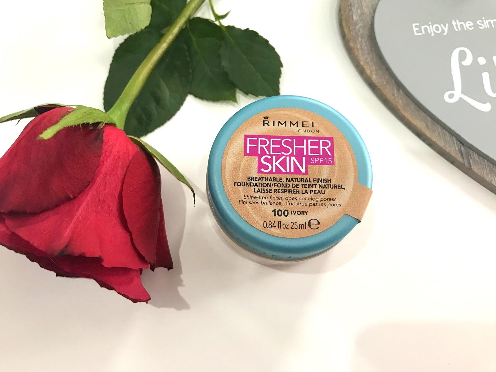 Fresher Rimmel Skin 100