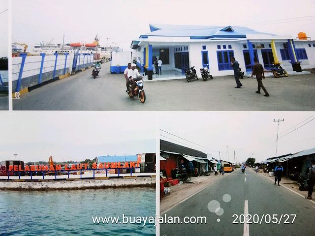 pelabuhan saumlaki