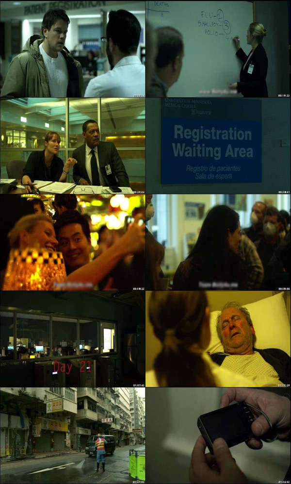 Contagion 2011 Dual Audio