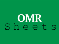 GEER Foundation Scientist-B, Senior and Junior Scientific Assistant & Technical Assistant OMR Sheet