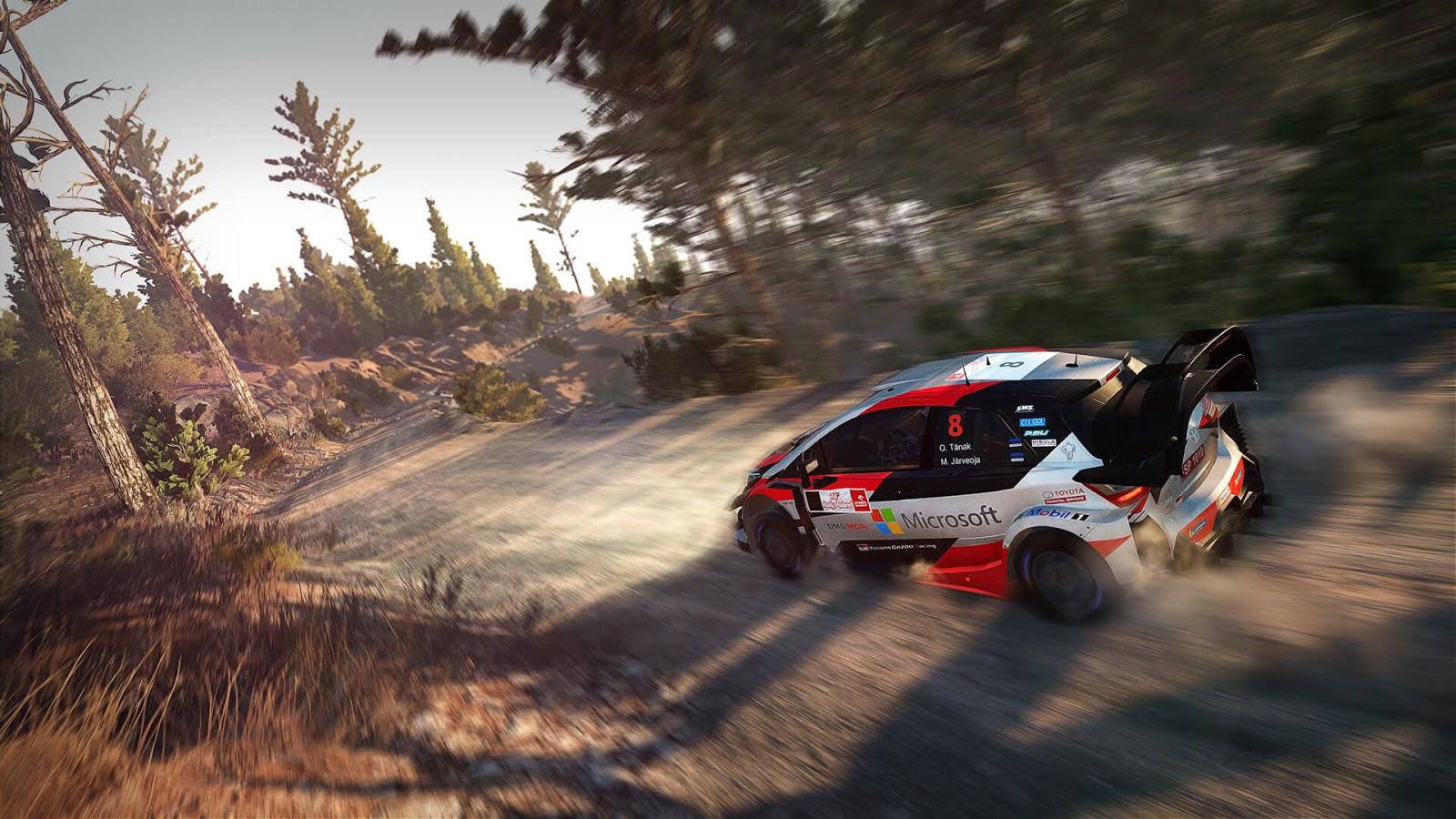 WRC 8 Full Español