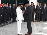 Resmi Menjadi Bupati Kab Bekasi: Ridwan Kamil Melantik Eka Supria Atmaja