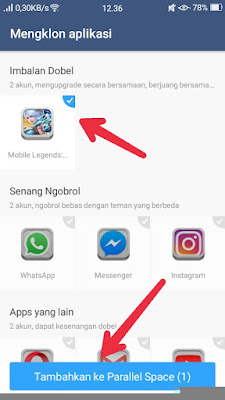 Cara bermain dua akun mobile legends