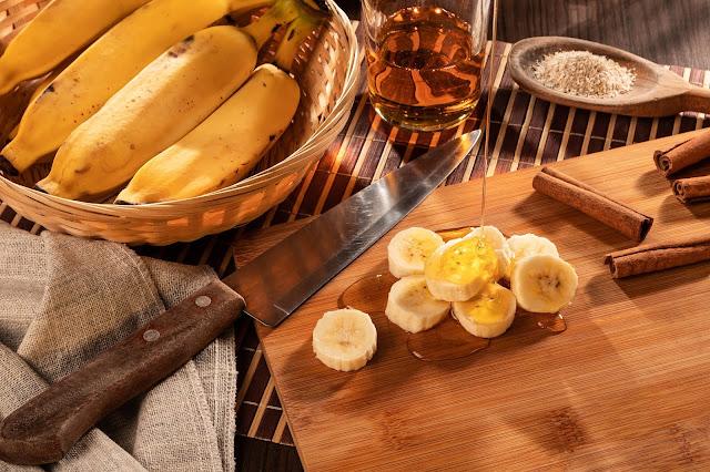 Bananas All That Potassium And Carmen Miranda Too - street Food