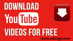 How to download youtube videos without any app?
