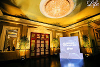 festa corporativa de premiação dos melhores do ano realizada no salão leopoldina da associação leopoldina juvenil em porto alegre