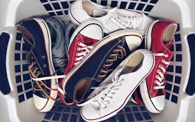 tips mencuci sepatu supaya bersih