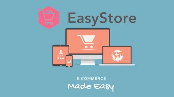 Cara Buat Laman Ecommerce Sendiri Dengan Easystore