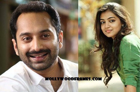 Fahadh Faasil got engaged to Nazriya Nazim