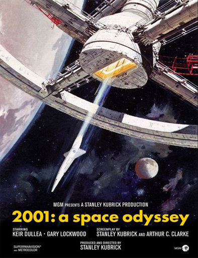 Ver 2001: Una odisea del espacio (1968) Online