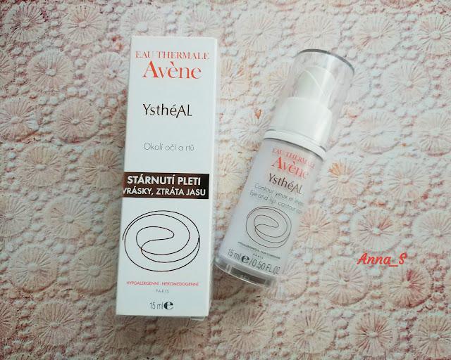 крем для век, YsthéAL, Avene, anti-age, уход за лицом, eye and lip contour care cream