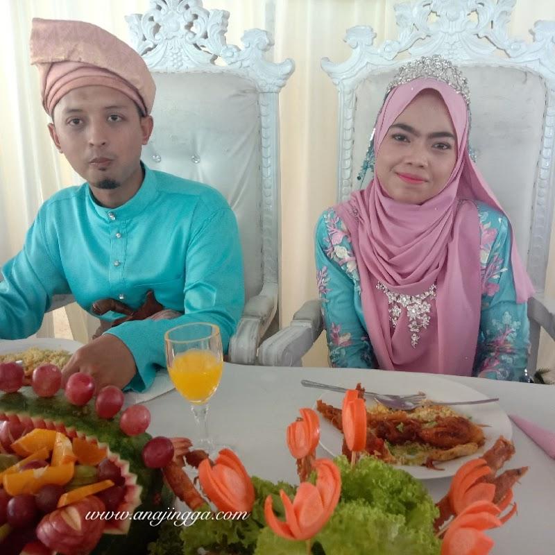 Raikan Cinta Anis & Hafiz - 21 Disember 2019