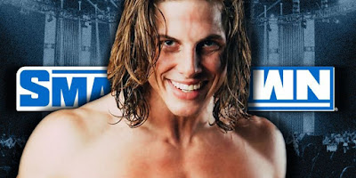 Matt Riddle's SmackDown Debut Set For Next Week