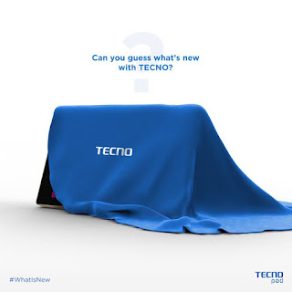 Expect another new device from Tecno soonest