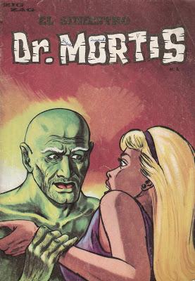 Resultado de imagen para doctor mortis comic