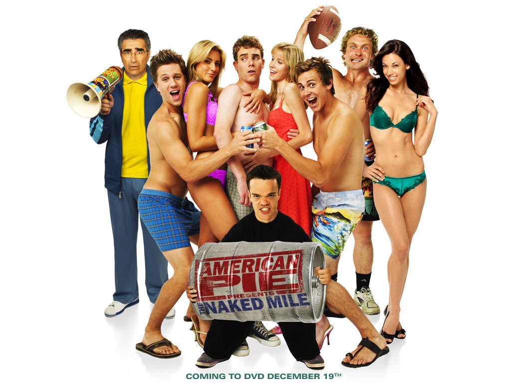 American pie naked mile download